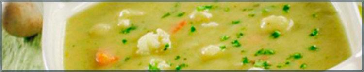 Як варити суп з сиром плавленим