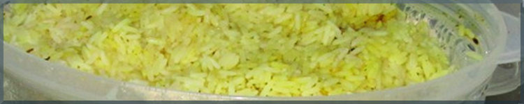 Як приготувати рис з сиром