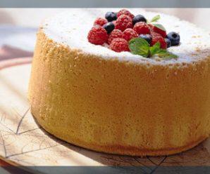 Бісквіт в мультиварці: рецепти приготування та поради