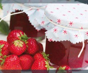 Варення з полуниць: кращі рецепти та секрети варіння