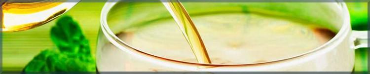 Зелений чай для схуднення з імбиром