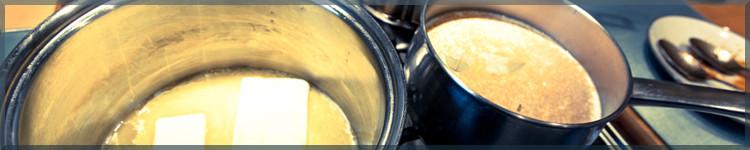 Як приготувати соус Бешамель з мускатник горіхом